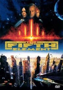 O Quinto Elemento - Poster / Capa / Cartaz - Oficial 4