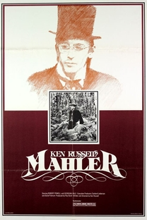 Mahler, Uma Paixão Violenta - Poster / Capa / Cartaz - Oficial 2