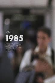 1985 - Poster / Capa / Cartaz - Oficial 1
