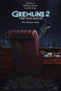 Gremlins 2: A Nova Geração - Poster / Capa / Cartaz - Oficial 1