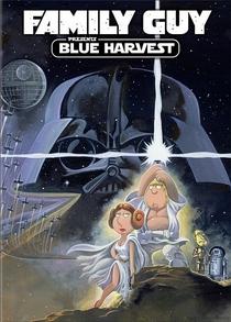 Uma Família da Pesada Apresenta: Blue Harvest - Poster / Capa / Cartaz - Oficial 1