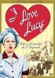I Love Lucy (2ª Temporada) - Poster / Capa / Cartaz - Oficial 1