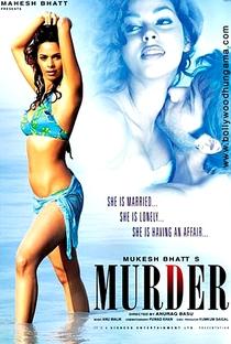Murder - Poster / Capa / Cartaz - Oficial 2