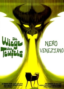 Nero veneziano - Poster / Capa / Cartaz - Oficial 2