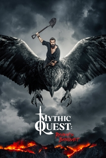 Mythic Quest: Raven's Banquet (1ª Temporada) - Poster / Capa / Cartaz - Oficial 2