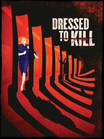 Vestida Para Matar - Poster / Capa / Cartaz - Oficial 7
