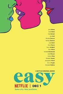 Easy (2ª Temporada) - Poster / Capa / Cartaz - Oficial 1