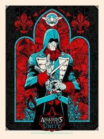 Assassin's Creed - Unity - Rob Zombie's French Revolution - Poster / Capa / Cartaz - Oficial 1