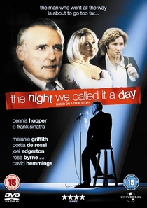 The Night We Called It a Day - Poster / Capa / Cartaz - Oficial 1