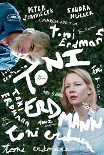 As Faces de Toni Erdmann - Poster / Capa / Cartaz - Oficial 3