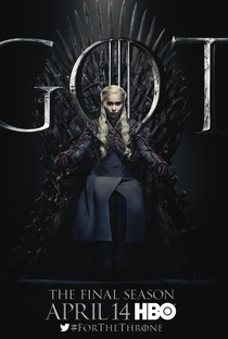 Game of Thrones (8ª Temporada) - Poster / Capa / Cartaz - Oficial 6