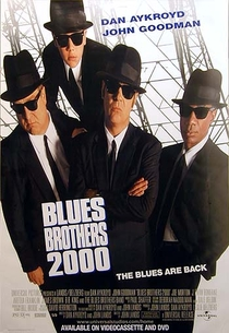 Os Irmãos Cara-de-Pau 2000 - Poster / Capa / Cartaz - Oficial 1