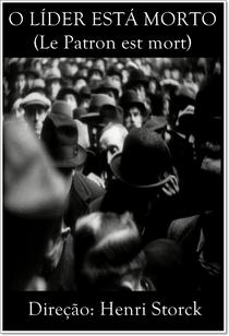 O Líder Está Morto - Poster / Capa / Cartaz - Oficial 1
