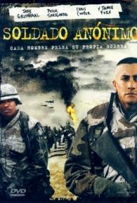 Soldado Anônimo - Poster / Capa / Cartaz - Oficial 3