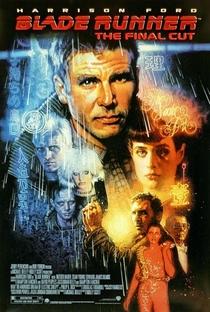 Blade Runner: O Caçador de Andróides - Poster / Capa / Cartaz - Oficial 6
