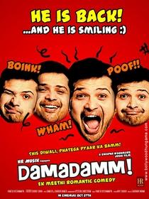Damadamm! - Poster / Capa / Cartaz - Oficial 2