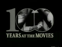 100 Years at the Movies - Poster / Capa / Cartaz - Oficial 1