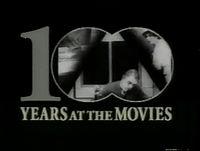 100 Years at the Movies - Poster / Capa / Cartaz - Oficial 1
