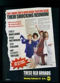 As Damas de Hollywood - Poster / Capa / Cartaz - Oficial 1