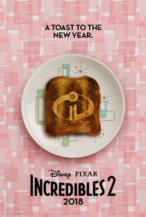 Os Incríveis 2 - Poster / Capa / Cartaz - Oficial 11