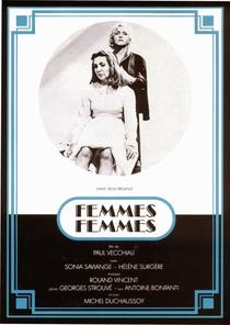 Femmes femmes - Poster / Capa / Cartaz - Oficial 1
