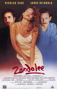 Zandalee - Uma Mulher Para Dois Homens - Poster / Capa / Cartaz - Oficial 1