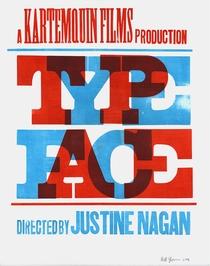 Typeface - Poster / Capa / Cartaz - Oficial 1