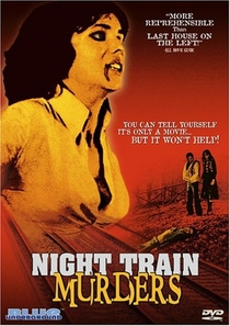 Night Train Murders - Poster / Capa / Cartaz - Oficial 1