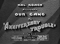 Anniversary Trouble - Poster / Capa / Cartaz - Oficial 1