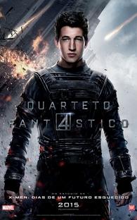 Quarteto Fantástico - Poster / Capa / Cartaz - Oficial 17