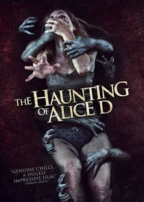 The Haunting of Alice D - Poster / Capa / Cartaz - Oficial 1
