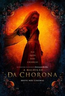 A Maldição da Chorona - Poster / Capa / Cartaz - Oficial 2