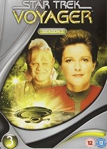 Jornada nas Estrelas: Voyager (3ª Temporada) - Poster / Capa / Cartaz - Oficial 1