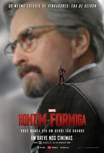 Homem-Formiga - Poster / Capa / Cartaz - Oficial 34