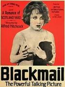 Chantagem e Confissão (Blackmail)
