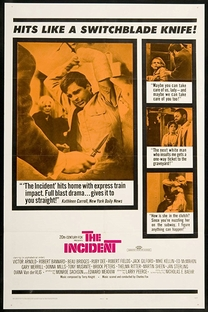 O Incidente - Poster / Capa / Cartaz - Oficial 3