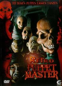 Retro Puppet Master - Poster / Capa / Cartaz - Oficial 2