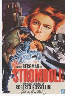 Stromboli - Poster / Capa / Cartaz - Oficial 6