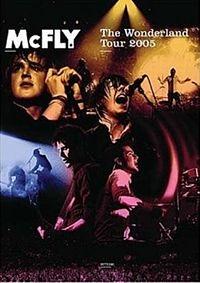 McFly - Wonderland Tour 2005 - Poster / Capa / Cartaz - Oficial 1