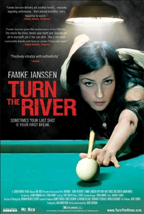Turn the River - Poster / Capa / Cartaz - Oficial 1