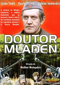 Doutor Mladen - Poster / Capa / Cartaz - Oficial 3
