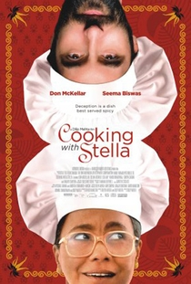 Cooking with Stella - Poster / Capa / Cartaz - Oficial 1