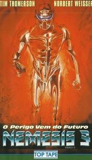 Nemesis 3 - Poster / Capa / Cartaz - Oficial 2