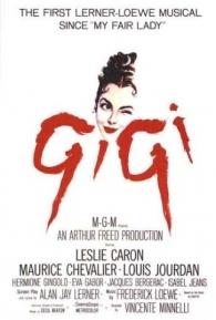 Gigi - Poster / Capa / Cartaz - Oficial 3