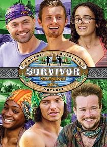 Survivor: Millennials vs. Gen (33ª Temporada) - Poster / Capa / Cartaz - Oficial 1