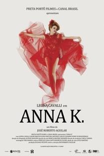 Anna K. - Poster / Capa / Cartaz - Oficial 1