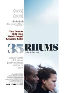 35 Doses de Rum - Poster / Capa / Cartaz - Oficial 1