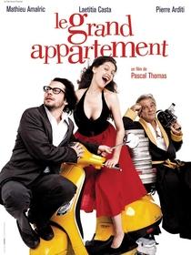 Les Grand Appartement - Poster / Capa / Cartaz - Oficial 1