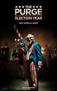 12 Horas Para Sobreviver - O Ano da Eleição - Poster / Capa / Cartaz - Oficial 1
