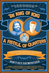 Os Reis do Kong: Uma Disputa Acirrada - Poster / Capa / Cartaz - Oficial 1